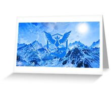 Pokemon GO - Team Mystic Greeting Card