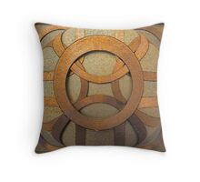 Constrained One Throw Pillow
