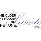 The Fiddler by jegustavsen