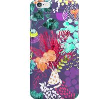 Indoor Plants Cat Garden iPhone Case/Skin
