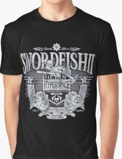 Space Western Graphic T-Shirt