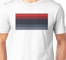 Bayern Munich colors Unisex T-Shirt