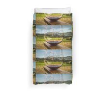 Aonair Wine Glass Duvet Cover
