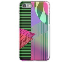 Just Can't Get Enough Eighties Retro Patterns iPhone Case/Skin