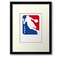 The National Kuroko's Basketball Association Framed Print