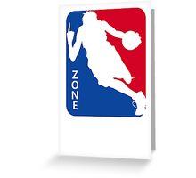 The National Kuroko's Basketball Association Greeting Card