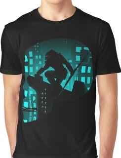 City Hunter Graphic T-Shirt