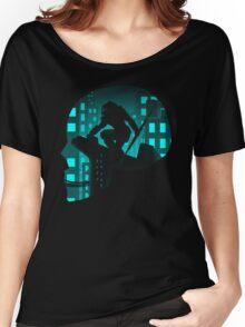 City Hunter Women's Relaxed Fit T-Shirt