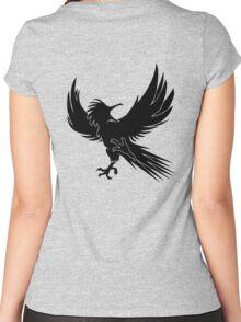 Team Instinct Silhouette Women's Fitted Scoop T-Shirt