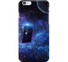 Something Awesome? iPhone Case/Skin