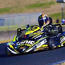 Jason Akermanis | Australian SuperKart Championship | 2014 by Bill Fonseca