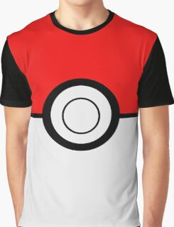 Pokemon Ball Graphic T-Shirt