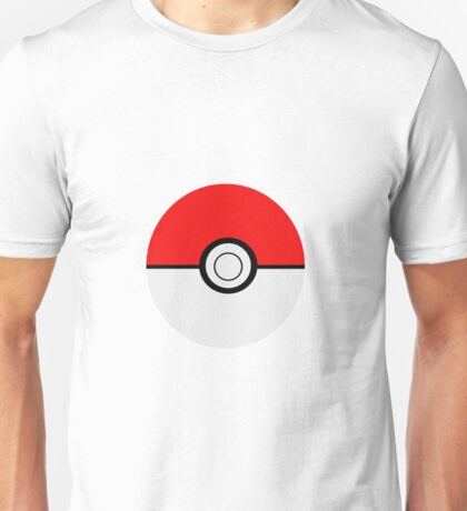 Pokemon Ball Unisex T-Shirt