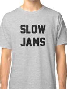 Slow Jams New Girl Classic T-Shirt