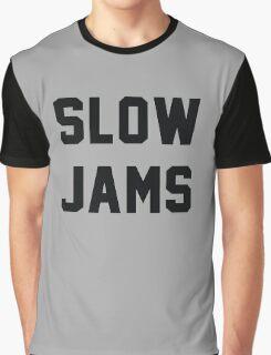 Slow Jams New Girl Graphic T-Shirt
