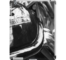 Harley Badge iPad Case/Skin