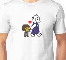 Toriel & Frisk - Helping Hand Unisex T-Shirt