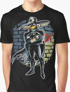 Dangerous Is His Vengeance! Graphic T-Shirt
