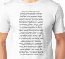 My Immortal Unisex T-Shirt