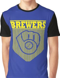 BrewersBrewers Graphic T-Shirt