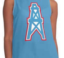 Houston Oilers Contrast Tank