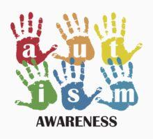 Autism Awareness Baby Tee