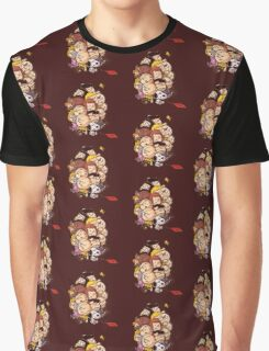 bond in kyte snoopy peanut Graphic T-Shirt
