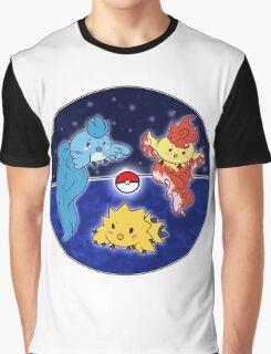 Legendary Birbs Graphic T-Shirt
