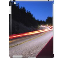 Heading Down the Hill iPad Case/Skin