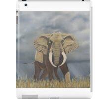 Masai Mara Bull Elephant iPad Case/Skin