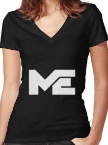 Matthew Espinosa  Women's Fitted V-Neck T-Shirt