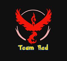 Team Red Valor Pokemon Go Unisex T-Shirt