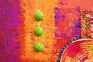 Green spots by artsandsoul