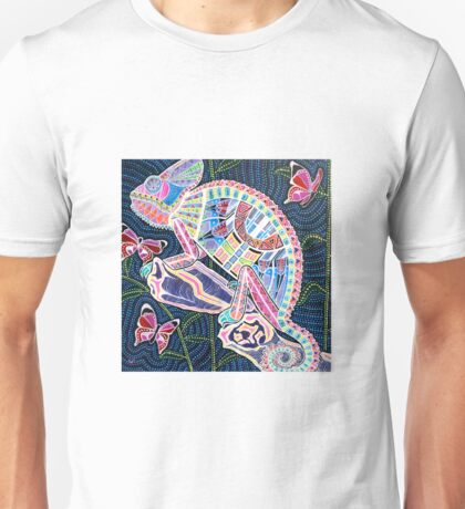 Carlos the Chameleon  Unisex T-Shirt