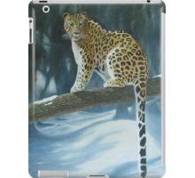 The Amur Leopard iPad Case/Skin