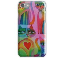 Pussies Galore iPhone Case/Skin