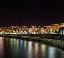 Beautiful Nice at Night by DONATAS JARAS