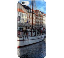 Copenhagen colours iPhone Case/Skin