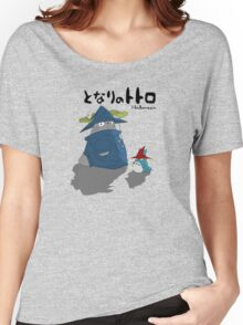 detective totoro 007 Women's Relaxed Fit T-Shirt