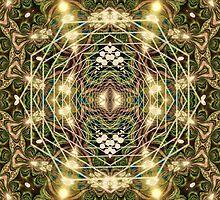geometrica intrica mandala by webgrrl