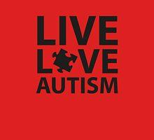 Live Love Autism Unisex T-Shirt