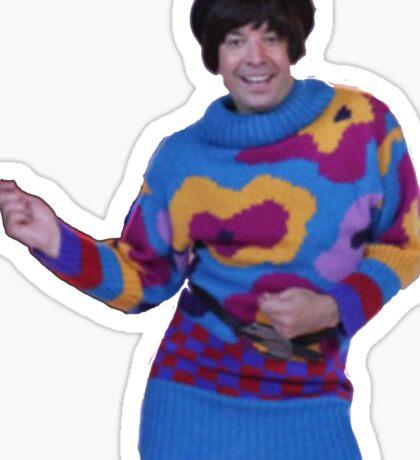 Dancin' Jimmy Sticker