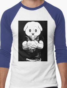 Dog Boy Men's Baseball ¾ T-Shirt