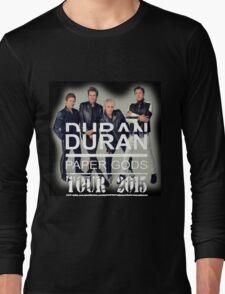 Duran Duran Paper Gods 2015 Long Sleeve T-Shirt