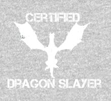 Certified Dragon Slayer One Piece - Long Sleeve