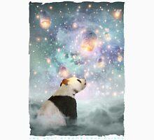 Let Your Dreams Take Flight • (Panda Dreams 2 / Color 2) Unisex T-Shirt