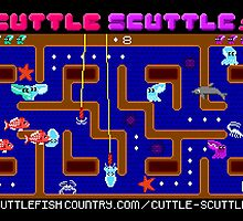 Cuttle Scuttle! by Dan & Emma Monceaux