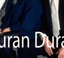 Vintage Duran Duran Sticker