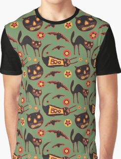Scaredy Cats Graphic T-Shirt