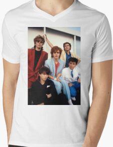 Vintage Duran Duran V Mens V-Neck T-Shirt